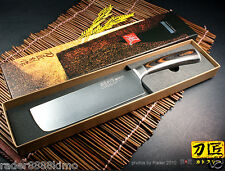Japanese Design Vegetable Cleaver Nakiri Knife 6.8 inch Kitchenware Cutlery