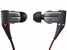 SONY XBA-A2 Balanced Armature In-Ear Headphones from Japan