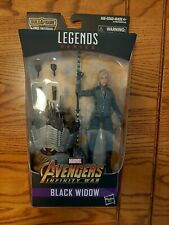 Hasbro Marvel Legends Series Avengers Infinity War Black Widow BAF Cull Obsidian