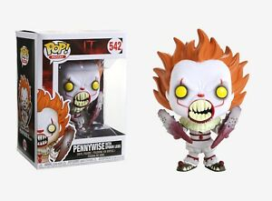 -=] FUNKO - pop Pennywise It with spider legs [=-