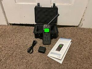 Iridium 9505A Satellite Phone - Very Good w/ Accessory Bundle WORLD SHIP