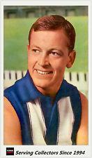 1964 Mobil Footy Photos Card No7 Allen Aylett (North Melbourne)--EXCELLENT