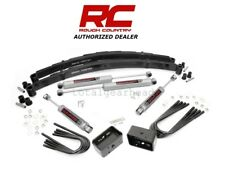 "1988-91 Chevrolet GMC 3/4T Suburban 4WD 2"" Rough Country Lift Kit [140-88-9230]"