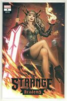 Strange Academy #4 David Nakayama TRADE Variant