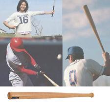 Holz Baseballschläger 32 Zoll 81cm Baseball Softballschläger/Selbstverteidigung