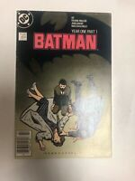 Batman (1987) # 404 (VG/F) Canadian price Variant | Frank Miller Year one