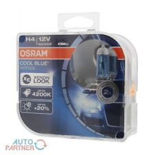 Osram h4 COOL BLUE INTENSE HALOGEN HEADLIGHT LAMP 4200k Bulb ✩