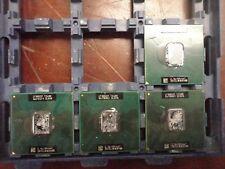 LOT OF 4 Intel T2600 2.16GHz Core Duo CPU SL8VN 2.16Ghz 2M 667 Processor