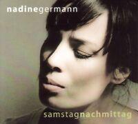 NADINE GERMANN - SAMSTAGNACHMITTAG  CD NEW