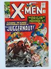 X Men 12 First Appearance of Juggernaut