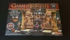 Game of Thrones Iron Throne Room Construction Set (McFarlane Toys) *NEW*