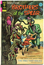 BROTHERS of the SPEAR #7 8, 12, VG VG/FN FN, 3 iss, more Gold Key in store