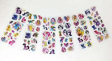 new Children Stereoscopic Stickers -6pcs Stickers kid's  Birthday xmas gifts