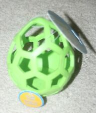 NEW JW Hol-ee Roller Treat Ball Green Large