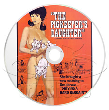 The Pig Keeper's Daughter (1972) Comedy Sexpolitation Movie / Film on DVD
