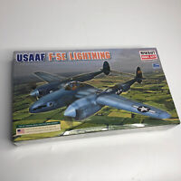 1/48 MINICRAFT  USAAF F-5E LIGHTNING #11664 Brand New Sealed Model Kit Plane