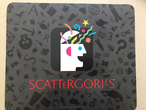 Scattergories Replacement Pieces YOU PICK 1988 and 1993 Versions