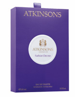 Atkinsons Fashion Decree Eau de toilette 100ml Perfume Descatalogado