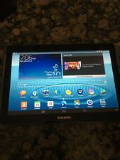 Samsung galaxy tab 2 10.1  w/charger tablet 16GB and Case