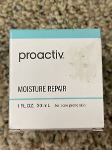 Proactiv Moisture Repair For Acne Prone Skin 1 FL Oz New Sealed