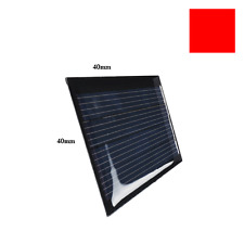 TINY 2V 60MA Solar Panel Silicon Flexible Power Cell Charger f  Water Pump Light