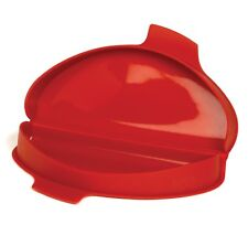 Norpro Microwave Red High Heat Resistant Silicone Omlet Maker 930 Non Stick