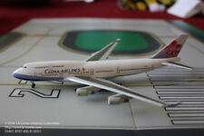 Dragon Wings China Airlines Taiwan Boeing 747-400 Current Color Model 1:400