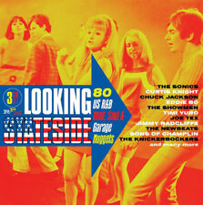 Various Artists : Looking Stateside: 80 US R&B, Mod, Soul & Garage Nuggets CD 3