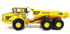 HO GAUGE VOLVO CONSTRUCTION ARTIC DUMPER - AC/DC - NEW DIECAST IN DISPLAY CASE