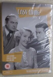 'Easy Living' DVD New Sealed Free Postage
