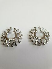Non Pierced Nipple Jewellery push  on  2 pcs  Uk seller