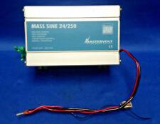 MASTERVOLT MASS SINE 24/250, Sine Wave Inverter - 24V 250W