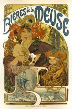 Vintage French Art Nouveau Shabby Chic Prints /& Posters 154 A1,A2,A3,A4 Sizes