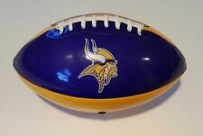 NFL Minnesota Vikings Team Color Junior Football