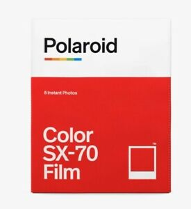 Polaroid Color Instant Film for SX-70 SX70 Land 1000 Sonar One Step Camera