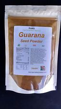 Guarana 2Lb Energy SEED Powder POWERFUL ENERGY Sharpness POWER PURO Non GMO
