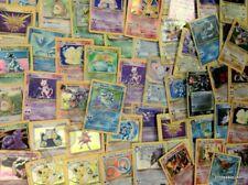 ORIGINAL BASE Set 1 & 2 / FOSSIL / JUNGLE / ROCKET HOLOGRAPHIC Pokemon Cards TCG