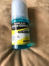 PLASMA & LCD SCREEN CLEANER WITH MICROFIBER CLEANING CLOTH