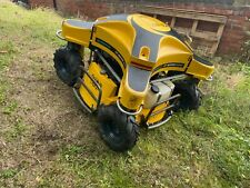 RANSOMES SPIDER ILD01 REMOTE CONTROLLED BANKING SLOPE LAWN MOWER