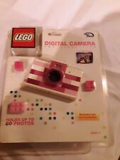 """Lego Digital Camera 3 MP Resolution 1.5"""" LCD Screen Holds 80 Photos-New In Pkg"""