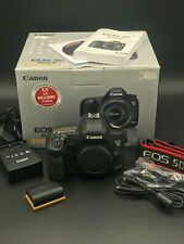 Canon EOS 5D Mark III DSLR Camera Original Box & Accessories + Screen Protector