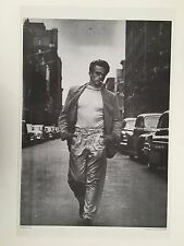 JAMES DEAN,BOULEVARD, AUTHENTIC,1980's  POSTER