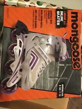 Mongoose Inline Skates Adjustable 6-7.5