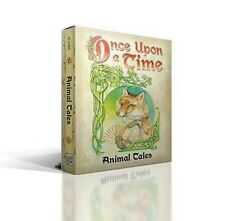 Once Upon a Time Card Game (3rd Edition) - Animal Tales expansion (New)