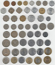 REPUBLIC INDIA DEFINITIVE COIN SET FROM 1 PAISE TO 10/- 52 COINS SET