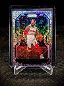 2020-21 Derrick Rose Panini Prizm Mojo /25 - Knicks