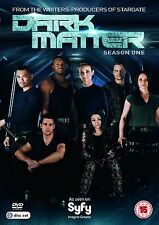 Dark Matter Complete Series 1 DVD All Episodes First Season UK Release R2 NEW
