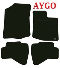 Toyota Aygo Tailored Quality Car mats 2005 2006 2007 2008 2009 2010 2011 2012