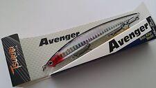 Tsuribi Avenger Bass Perch Killer Minnow Fishing Lure 125mm 13g Floating