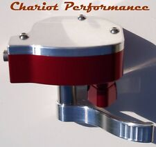Thumb Throttle Yamaha Banshee Chariot Red Anodized up to 49 mm carb